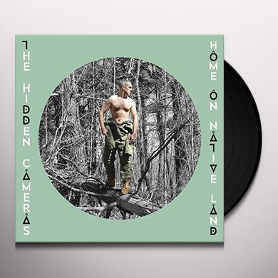 Hidden Cameras HOME ON NATIVE LAND Vinyl Record - Digital Download Included