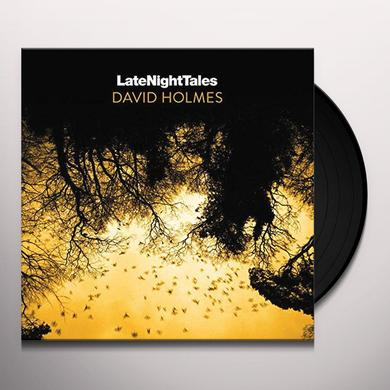 LATE NIGHT TALES: DAVID HOLMES Vinyl Record