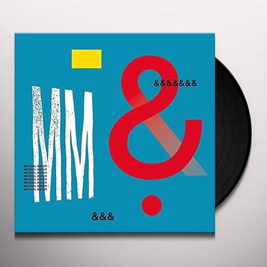 Michael Mayer & Vinyl Record