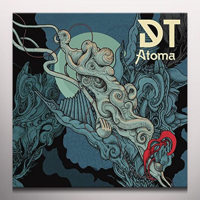 Dark Tranquillity ATOMA Vinyl Record - Clear Vinyl, Gatefold Sleeve