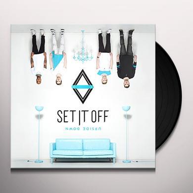 Set It Off UPSIDE DOWN Vinyl Record