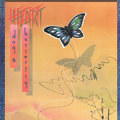 Heart DOG & BUTTERFLY Vinyl Record