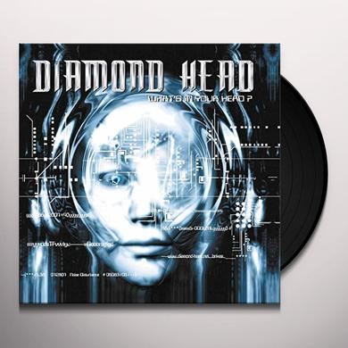 Diamond Head WHAT'S IN YOUR HEAD Vinyl Record