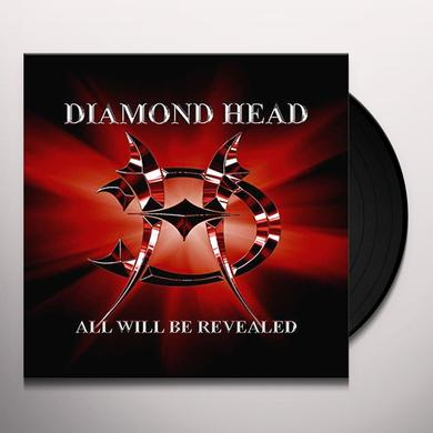 Diamond Head ALL WILL BE REVEALED Vinyl Record