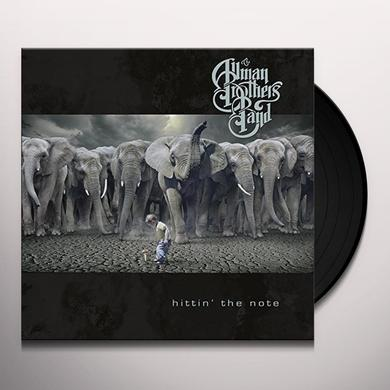 Allman brothers band HITTING THE NOTE Vinyl Record