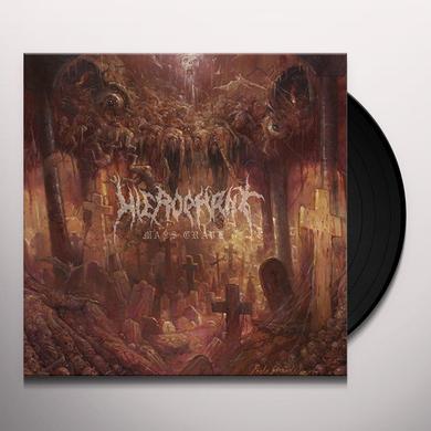 Hierophant MASS GRAVE Vinyl Record