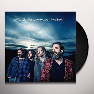 Chris Robinson IF YOU LIVED HERE YOU WOULD BE HOME BY NOW Vinyl Record