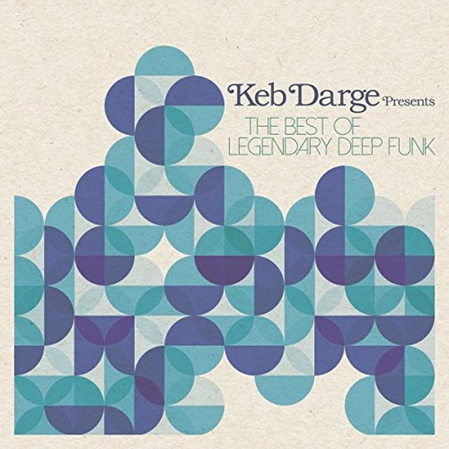 KEB DARGE PRESENTS BEST OF LEGENDARY DEEP / VAR Vinyl Record