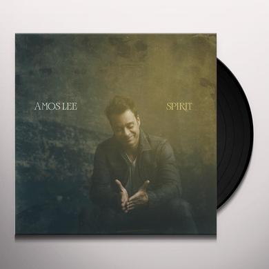 Amos Lee SPIRIT Vinyl Record