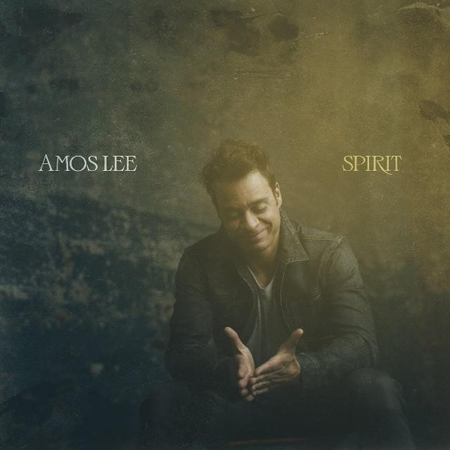 Amos Lee SPIRIT Vinyl Record