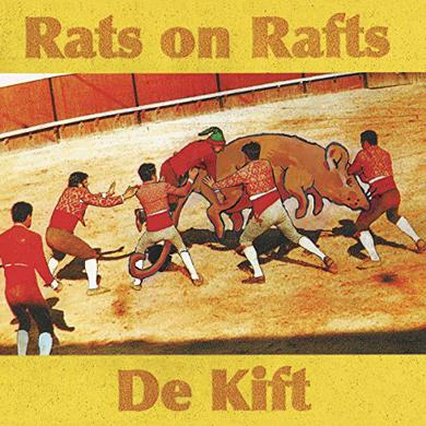 Rats On Rafts DE KIFT Vinyl Record