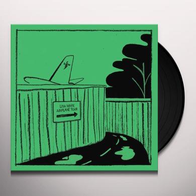 So Cow LISA MARIE AIRPLANE TOUR Vinyl Record