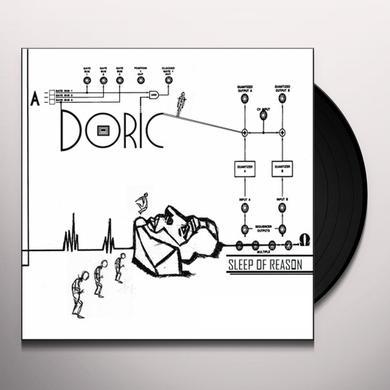 DORIC SLEEP OF REASON Vinyl Record - 10 Inch Single