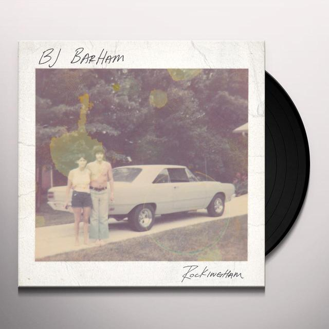 BARHAM,BJ ROCKINGHAM Vinyl Record