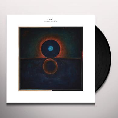 IRah INTO DIMENSIONS Vinyl Record
