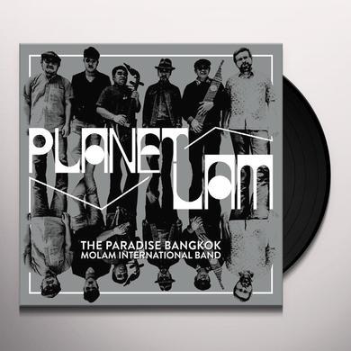 PARADISE BANGKOK MOLAM INTERNATIONAL BAND PLANET LAM Vinyl Record