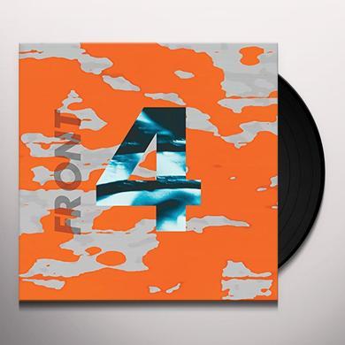 Front 242 NO COMMENT / POLITICS OF PRESSURE Vinyl Record