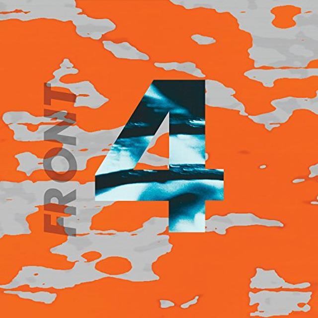 Front 242 NO COMMENT / POLITICS OF PRESSURE Vinyl Record - Limited Edition, Anniversary Edition