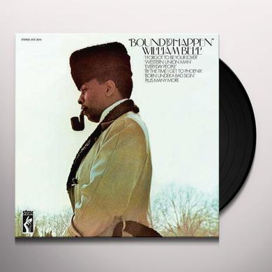 William Bell BOUND TO HAPPEN Vinyl Record