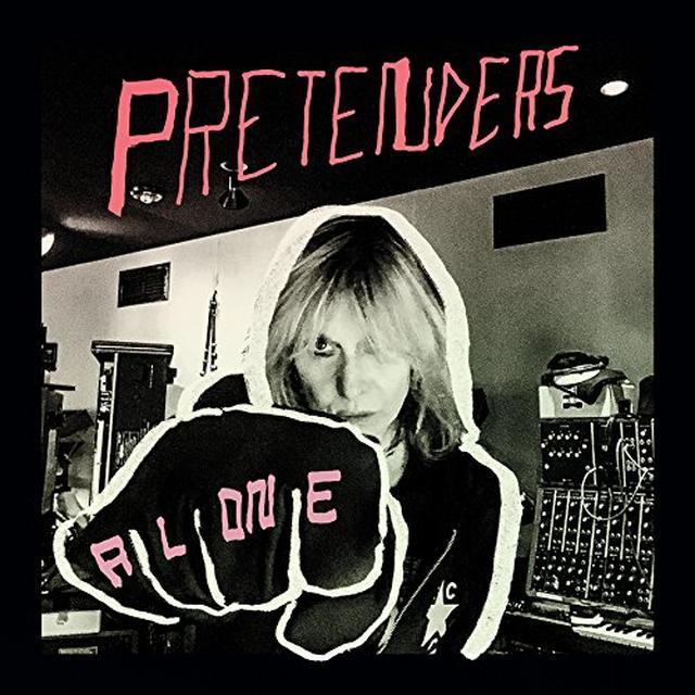 Pretenders ALONE Vinyl Record