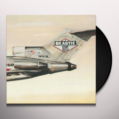Beastie Boys LICENSED TO ILL (30TH ANNIVERSARY EDITION) Vinyl Record