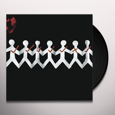 Three Days Grace ONE-X Vinyl Record