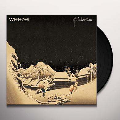 Weezer PINKERTON Vinyl Record
