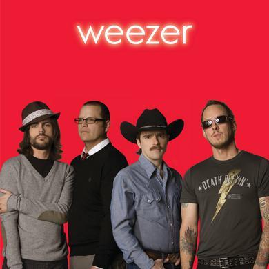 WEEZER (RED ALBUM) Vinyl Record