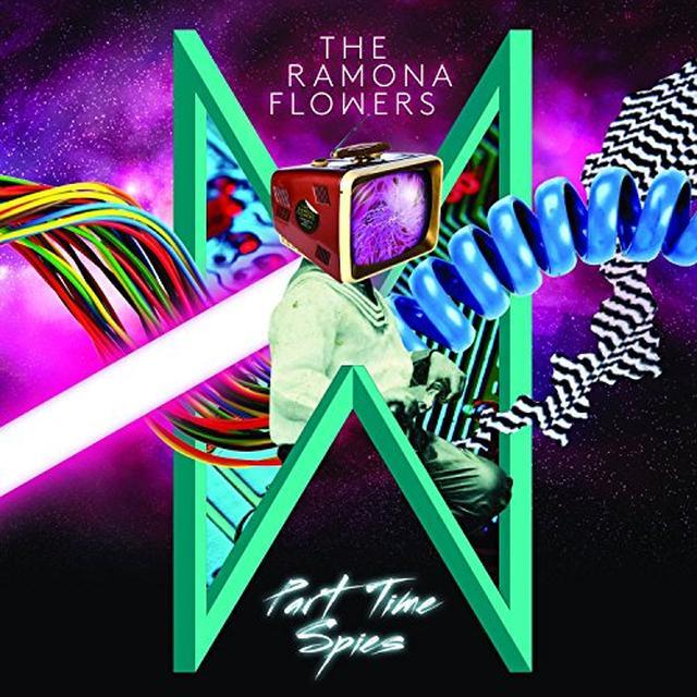 Ramona Flowers PART TIME SPIES Vinyl Record
