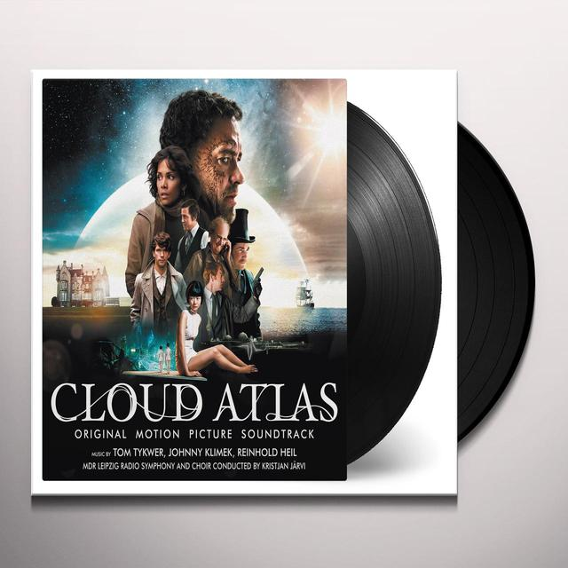 TWYKER,TOM (HOL) CLOUD ATLAS / O.S.T. Vinyl Record - Holland Import