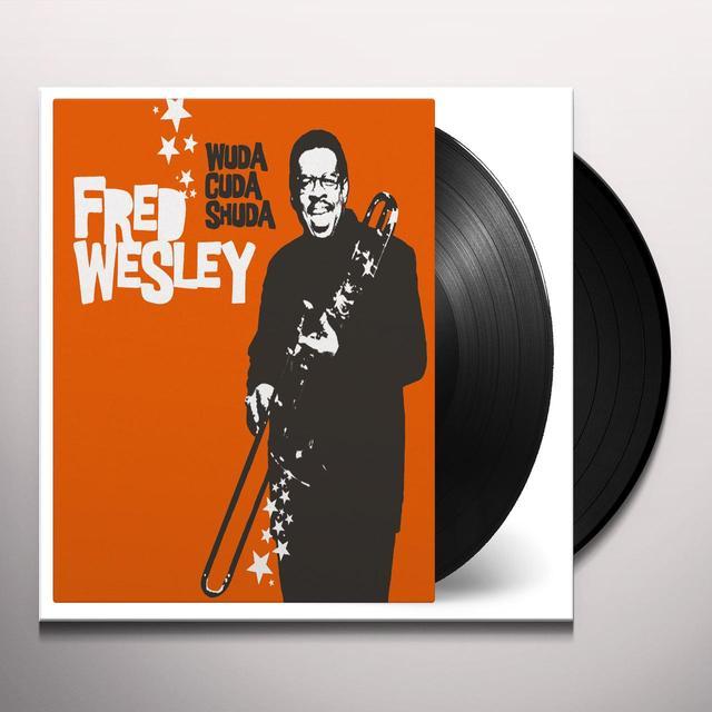 WESLEY,FRED WUCA CUDA SHUDA Vinyl Record - Holland Import