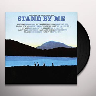 STAND BY ME / O.S.T. (HOL) STAND BY ME / O.S.T. Vinyl Record - Holland Import