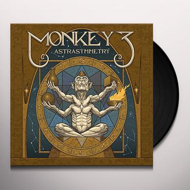 Monkey3 ASTRA SYMMETRY Vinyl Record