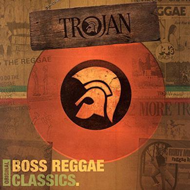 TROJAN: ORIGINAL BOSS REGGAE CLASSICS / VARIOUS Vinyl Record