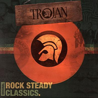 TROJAN: ORIGINAL ROCK STEADY CLASSICS / VARIOUS Vinyl Record