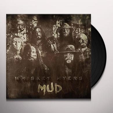 Whiskey Myers MUD (HK) Vinyl Record