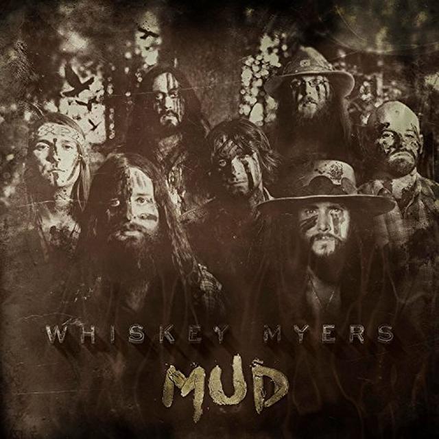 Whiskey Myers MUD (HK) Vinyl Record