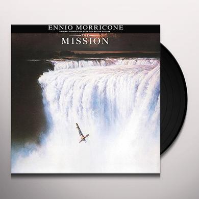 MISSION / O.S.T. (HK) Vinyl Record