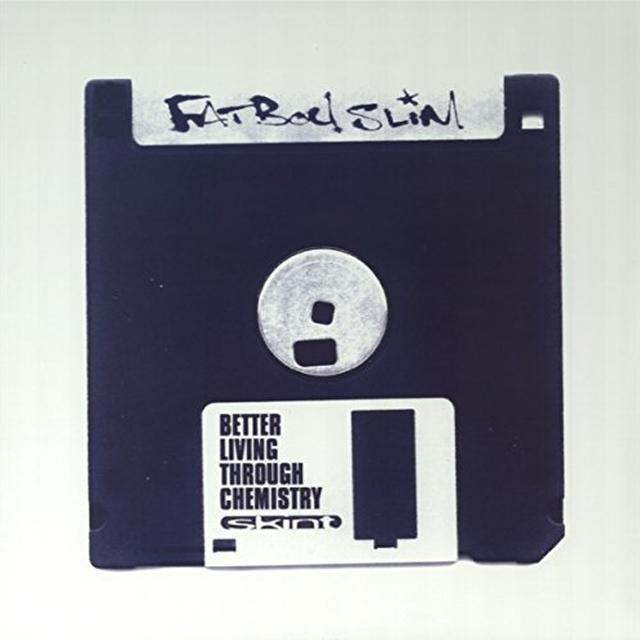 Fatboy Slim BETTER LIVING THROUGH CHEMISTRY: 20TH ANNIVERSARY Vinyl Record