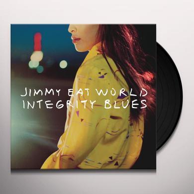 Jimmy Eat World INTEGRITY BLUES (DLI) Vinyl Record