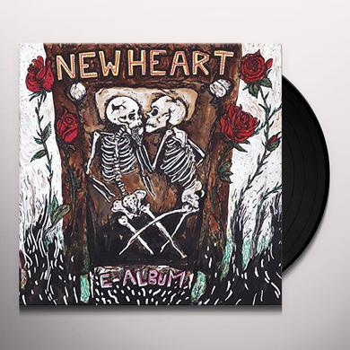 New Heart E-ALBUM Vinyl Record