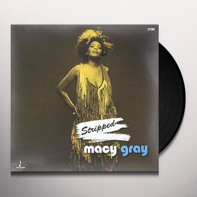 Macy Gray STRIPPED Vinyl Record