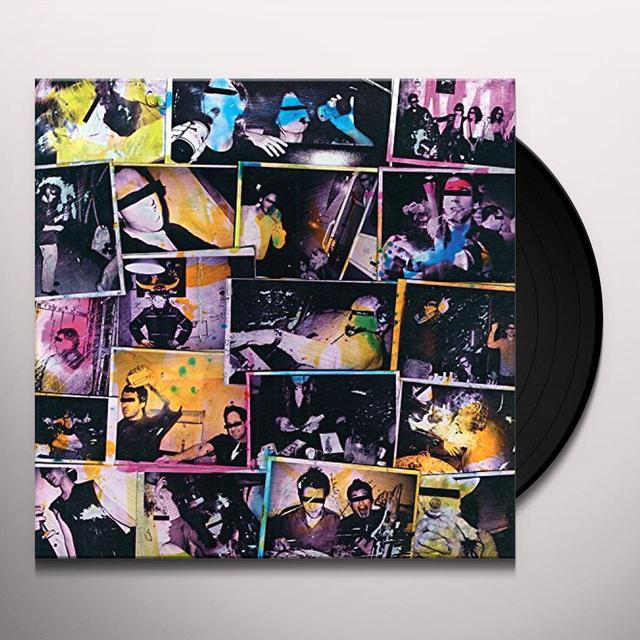 The Hold Steady ALMOST KILLED ME Vinyl Record - Deluxe Edition