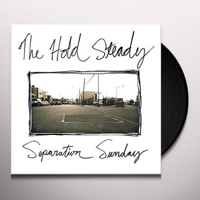 The Hold Steady SEPARATION SUNDAY Vinyl Record