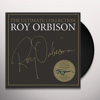 ULTIMATE ROY ORBISON Vinyl Record - Gatefold Sleeve