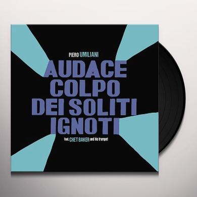 Piero Umiliani AUDACE COLPO DEI SOLITI IGNOTI / O.S.T. Vinyl Record