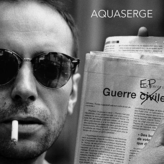 Aquaserge GUERRE EP (EP) Vinyl Record