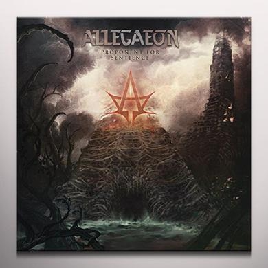 Allegaeon PROPONENT FOR SENTIENCE Vinyl Record - Black Vinyl, Colored Vinyl, 180 Gram Pressing