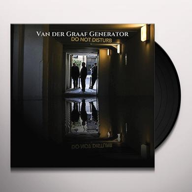 Van Der Graaf Generator DO NOT DISTURB Vinyl Record - Limited Edition, 180 Gram Pressing