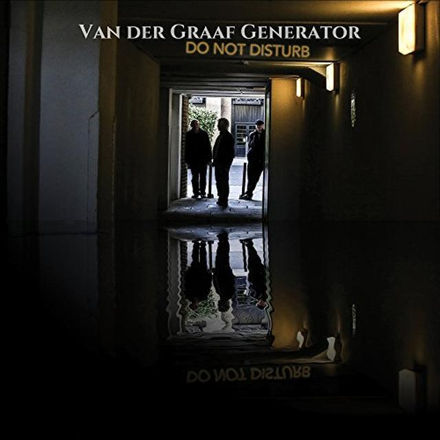 Van Der Graaf Generator DO NOT DISTURB Vinyl Record - Limited Edition, 180 Gram Pressing